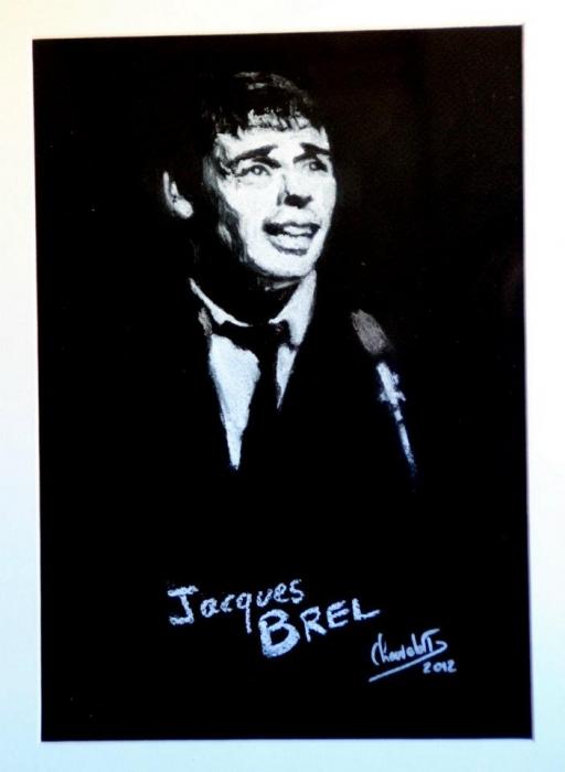 Jacques Brel por maximuslevrai
